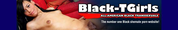 Hung Black Shemales!