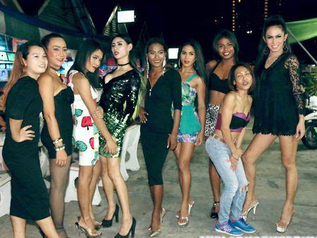 Thailand bangkok ladyboy in bars Bangkok Info